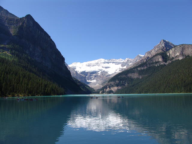 Lake Louise, Alberta Candad