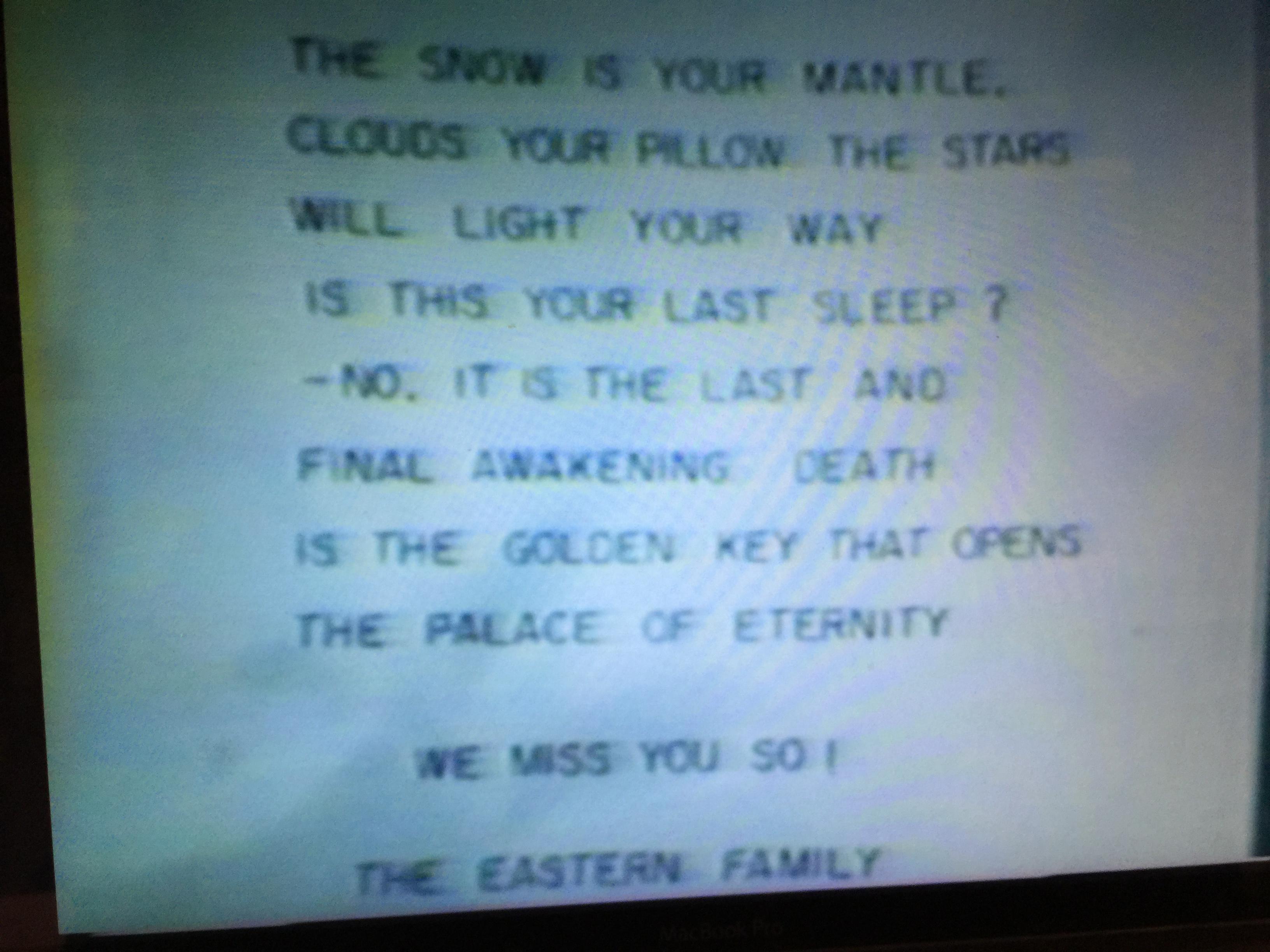 10 EAL 980 Valdes Memorial Poem